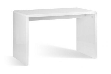 Biurko proste białe BISE 60x120cm Unique
