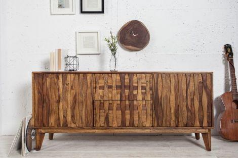 Komoda drewniana Retro 160x45 cm