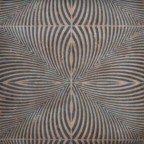 Tapeta nowoczesna retro geometryczna Mid Century York Y6221301