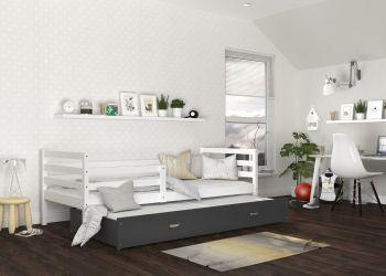 Łóżko 2-poziomowe Jacek P2