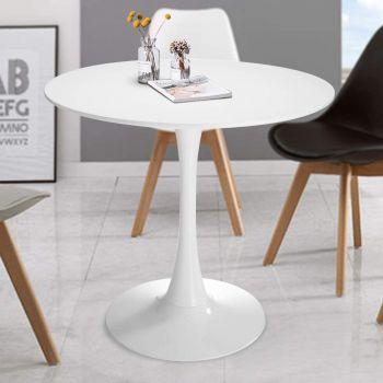 Stół okrągły FI80 cm TULIP SF-T022 KDK-Design / kolory